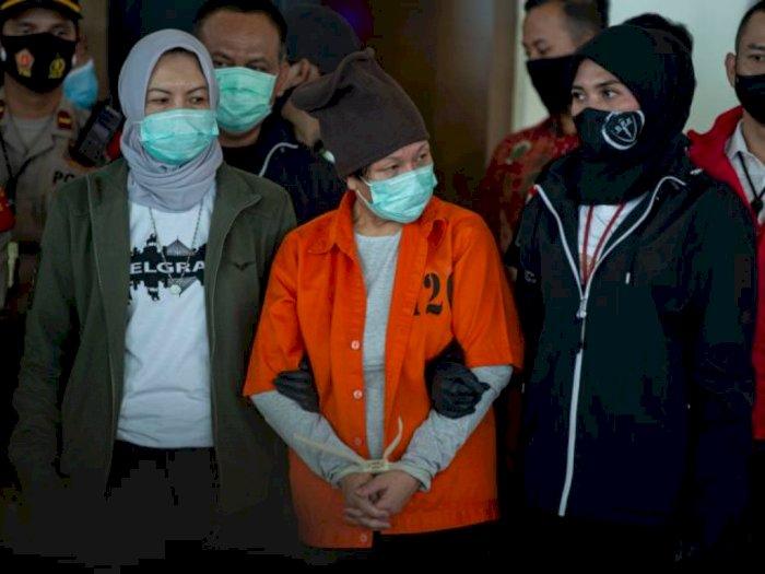 Jadi Tersangka, Polisi Sudah Sita Aset Maria Pauline Rp132 Miliar