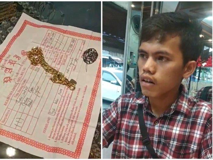 Kasihan, Anak Muda di Medan Ini Ditipu di Angkot, Diimingi Bagi Hasil Jualan Emas Palsu