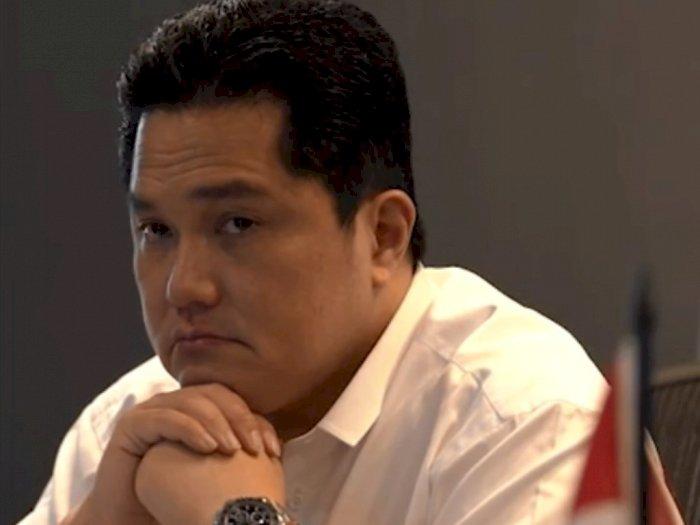Ini Jawaban Tegas Erick Thohir Hadapi Isu Reshuffle Kabinet & Dicopot dari Menteri BUMN