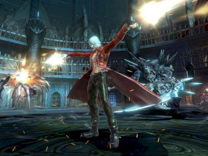 Capcom Pamerkan Trailer Baru dari Game Devil May Cry untuk Platform Mobile!