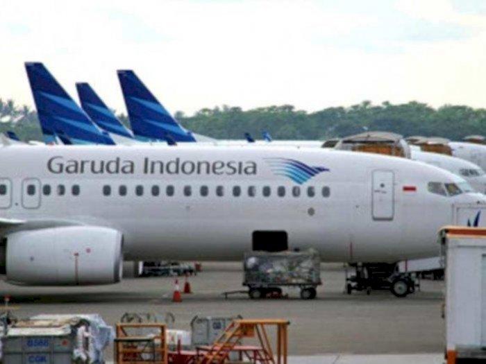 Bos Garuda Indonesia Janji Bakal Pecat Pilotnya Jika Terbukti Pakai Narkoba