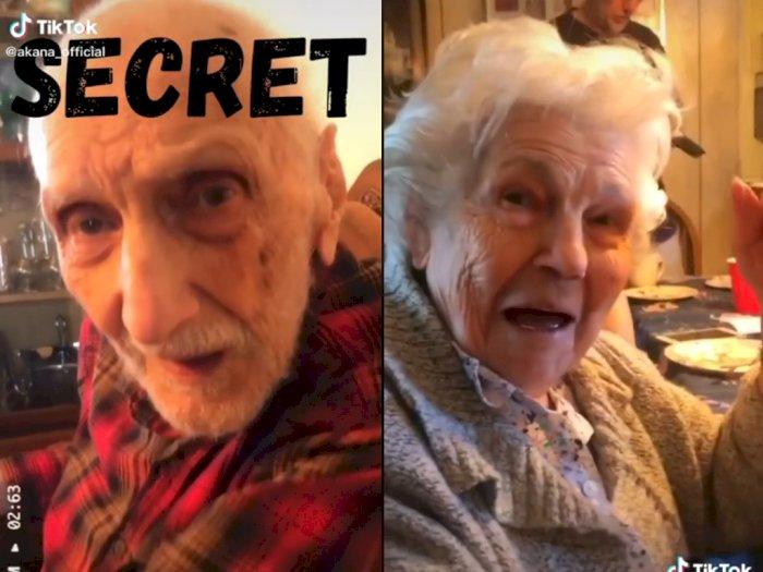 Kakek ini Ungkap Rahasia Panjang Umur, Ternyata Kuncinya ada pada Sang Istri