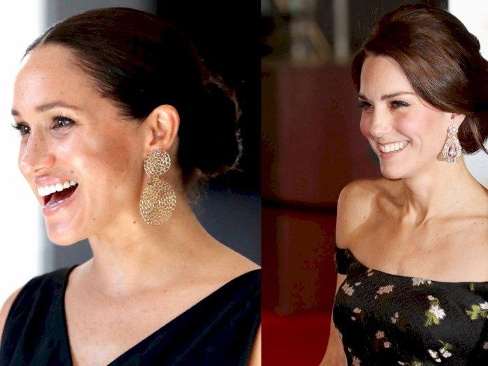 6 Bulan Menikah, Kate Middleton Laporkan Sikap Meghan Markle pada Ratu