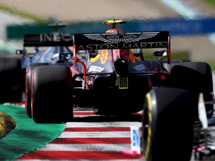 Hasil Akhir FP2 F1 Styria 2020 : Max Verstappen Memimpin, Lewis Hamilton Raih P6
