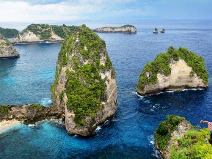 Kabar Gembira, Objek Wisata Nusa Penida Kembali Dibuka