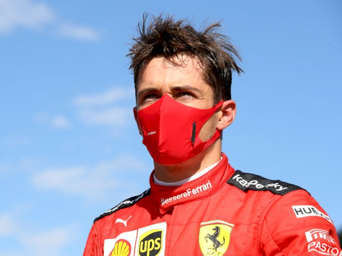 Charles Leclerc Ngaku Kecewa dengan Perfoma SF1000 pada FP F1 Styria 2020, Ini Alasannya!