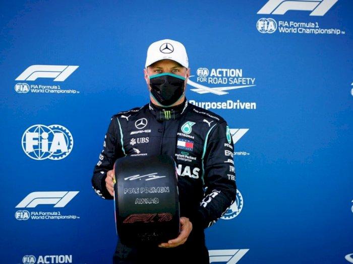 Melanggar Protokol Kesehatan F1, Valtteri Bottas Lolos dari Sanksi FIA, Kok Bisa Ya?