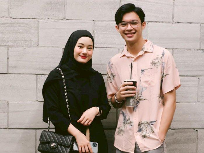 Perjalanan Cinta Dinda Hauw dan Rey Mbayang, Baru 2 Kali Ketemu Langsung Sepakat Menikah