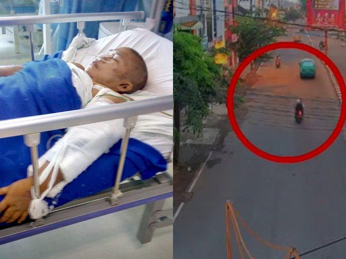 Ingat Begal Sadis di Medan yang Sebabkan Ibu Ini Kritis? Satu Lagi Pelakunya Ditangkap