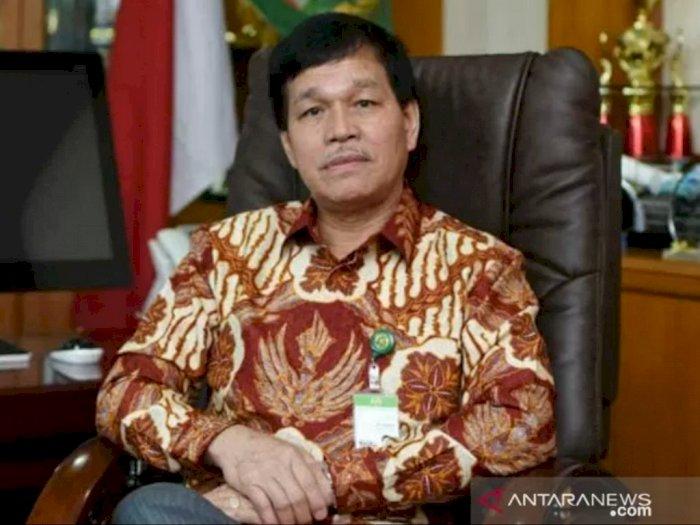 Rektor USU, Prof Runtung Sitepu Positif Terinfeksi Corona