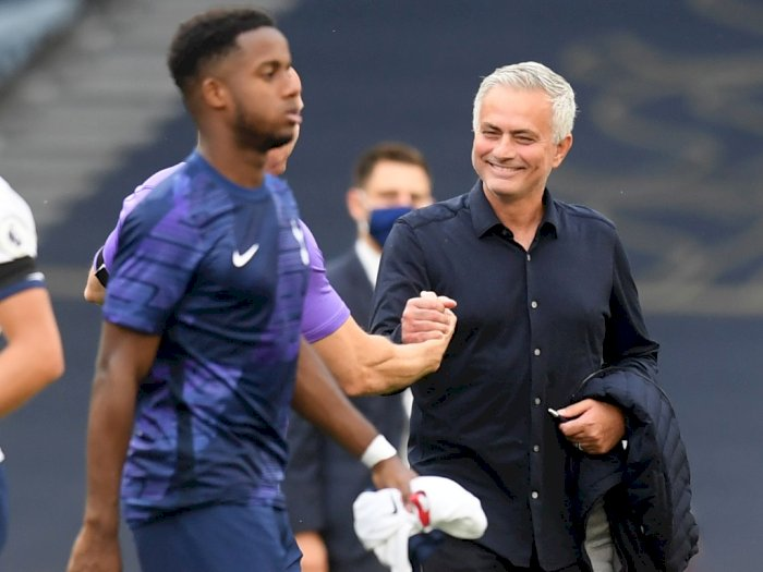 Jose Mourinho: Target Tottenham Selanjutnya Tiket ke Zona Eropa