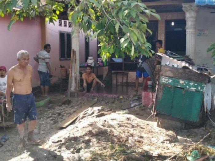 BPBD Siantar Temukan Korban Tewas Terseret Banjir