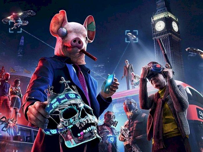 Ubisoft Forward: Watch Dogs Legion Bakal Diluncurkan Tahun 2020 Ini!