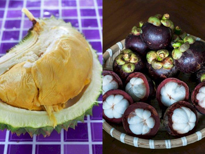 Bahayakah Konsumsi Buah Durian Bersamaan dengan Manggis?