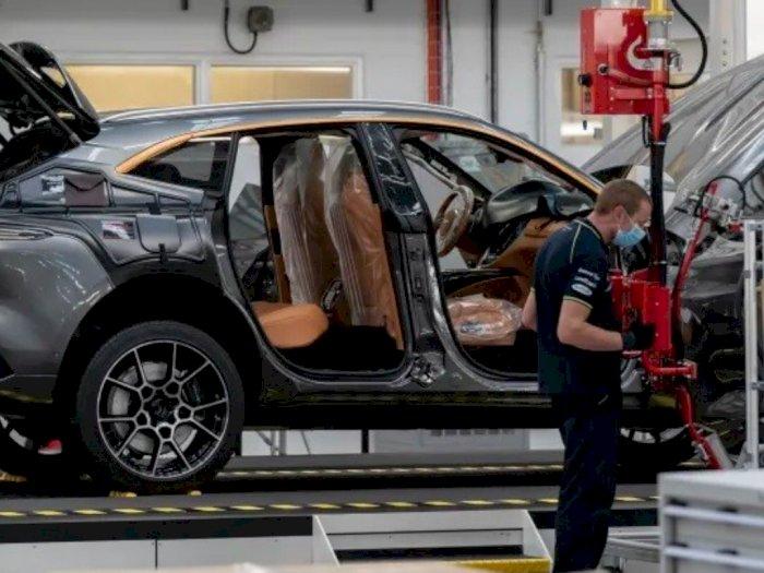 Tak Lama Lagi, Mobil SUV Garapan Aston Martin Bakal Rilis