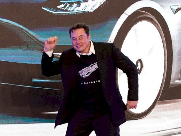 Kalahkan Tim Cook, Elon Musk Sukses Jadi CEO dengan Gaji Tertinggi di Tahun 2019