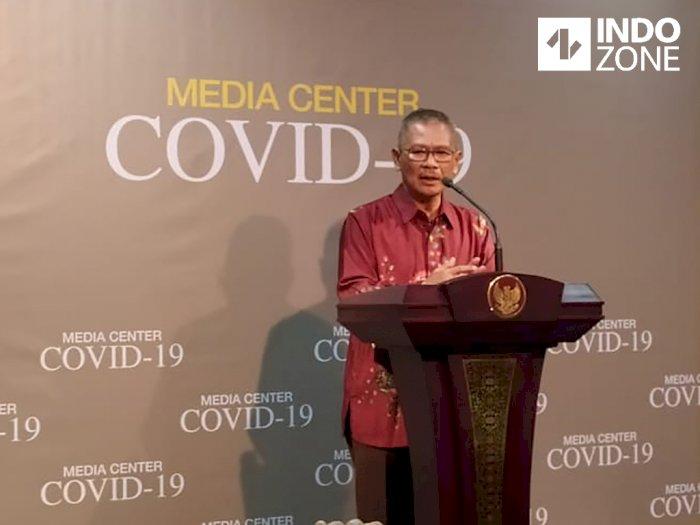 Jubir Covid-19: Tetap Pakai Masker Meski Berada di Tengah Orang yang Dikenal