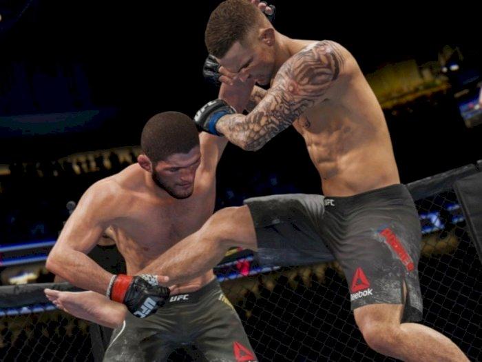 Electronic Arts Umumkan Game UFC 4, Hadirkan Carrer Mode dan Mekanisme Baru!