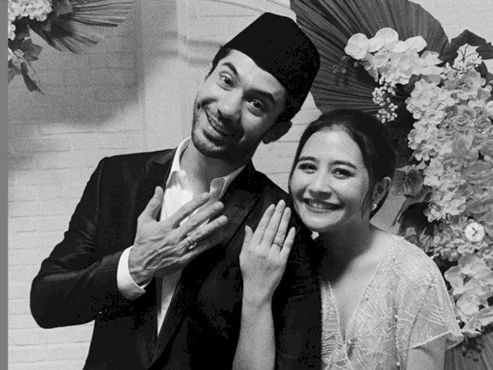 Pamer Cincin di Jari Tangan dengan Reza Rahadian, Prilly Latuconsina Jadi Trending Topic