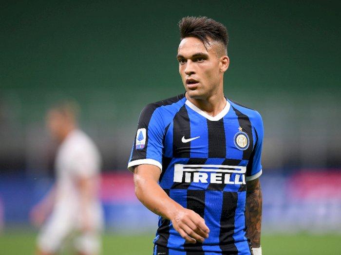 Kerinduan Lautaro Martinez Cetak Gol Terbayar Saat Inter Kalahkan Torino