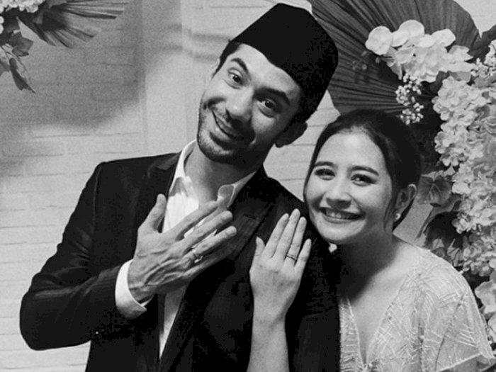"Prilly Latuconsina Unggah Foto ""Taaruf"" dengan Reza Rahadian, Netizen: Tenang Gaes"