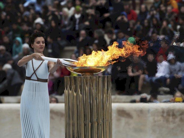 Asal Mula Mitologi Api Olimpiade
