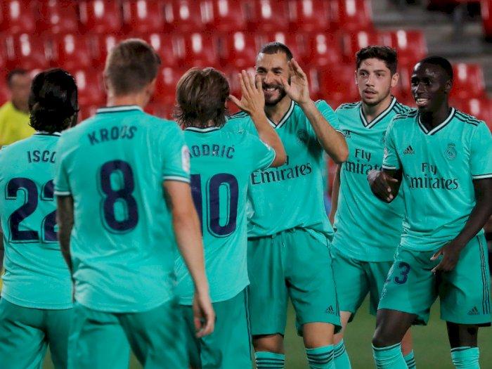 Selangkah Lagi Juara, Ramos Tetap Minta Timnya Fokus