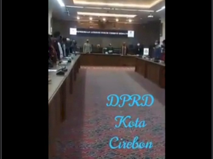Ketua DPRD Tolak Komunisme dan Khilafah pada Sumpah Jabatan, Ini Tanggapan Gerindra