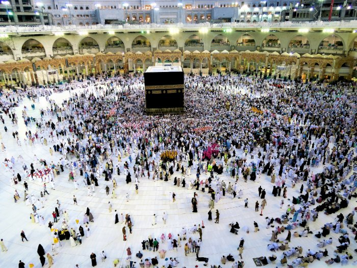 Jemaah dari 160 Negara Daftar Haji Tahun 2020