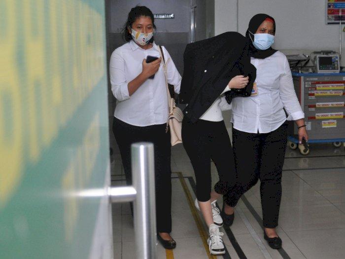 FOTO: Penampakan Artis FTV yang Diduga Terlibat Prostitusi di Medan