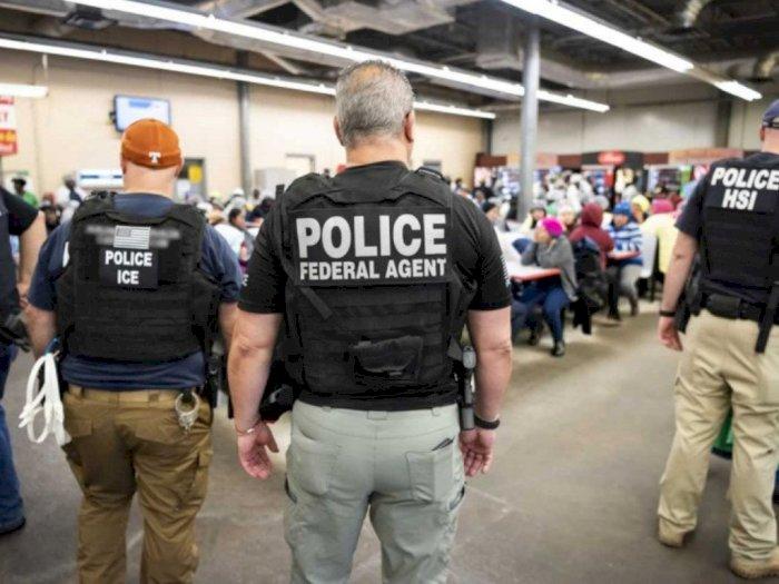 Hampir 1.000 Pegawai Pusat Penahanan Imigrasi AS Terinfeksi COVID-19