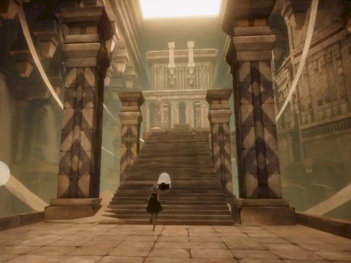 Square Enix Pamer Kualitas Grafis Game NieR Re[in]carnation di Platform Mobile!