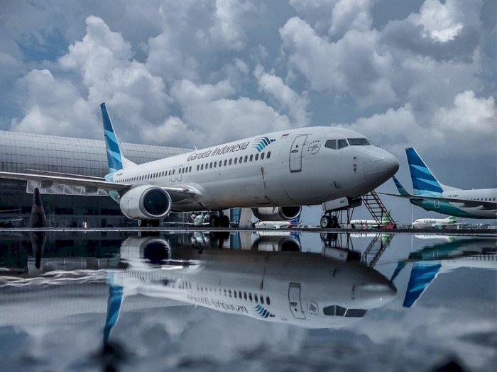 Derita Garuda karena Pandemi: Grounded Pesawat Hingga Kehilangan Pendapatan