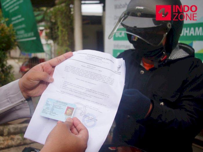 SIKM Keluar Masuk Jakarta Telah Dihapus