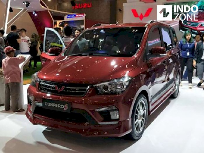 Tiga Tahun Melantai, Wuling Jual 40 Ribu Mobil di Indonesia