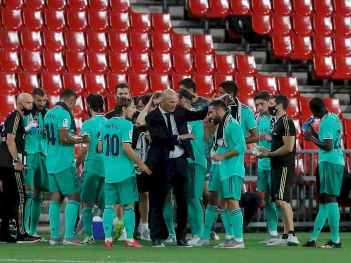 Ayo Madrid! Dua Poin Lagi Untuk Kunci Gelar Juara Liga Spanyol