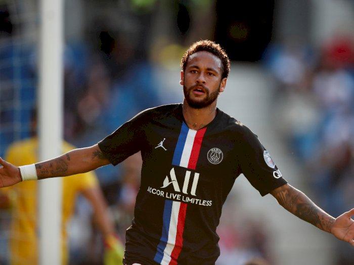 Presiden Barcelona: PSG Tak Akan Lepas Neymar di Musim Panas