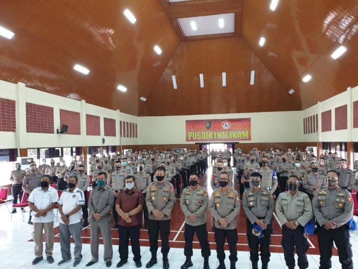 Baru Dilantik Kasektupa,  Brigjen Mardiaz Bangga Diberi Tugas Menempa Polisi Masa Depan