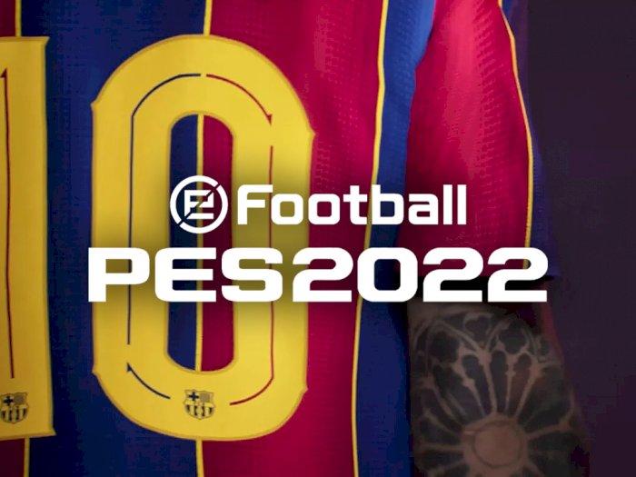 Konami Bakal Gunakan Unreal Engine untuk Kembangkan Game PES 2022!