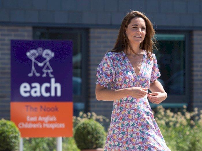 Pengakuan Kate Middleton yang Kesulitan Ajarkan Pangeran Louis Social Distancing