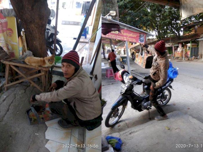 Netizen Ramai-ramai Sumpahi Pria Ini karena Sering Rawat Kucing Jalanan yang Sakit