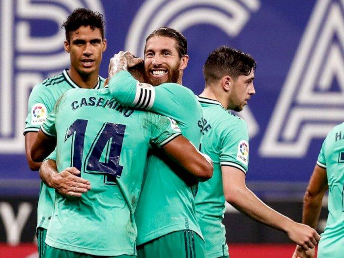 Real Madrid Pastikan Juara La Liga Musim Ini Jika Sukses Petik Tiga Poin Lawan Villareal