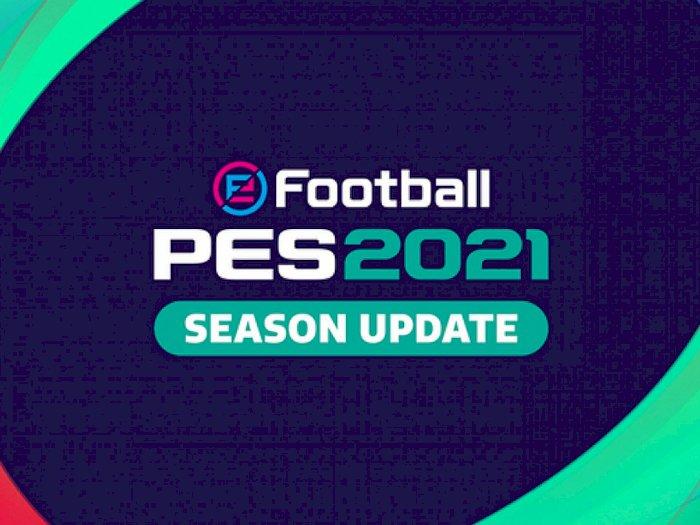 Resmi, PES 2021 Bakal Menjadi Season Update di Game eFootball PES 2020