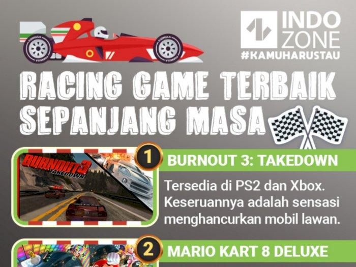 Racing Game Terbaik Sepanjang Masa