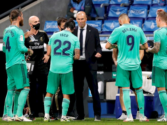 Lawan Villarreal, Zidane Hanya Ingin Menang