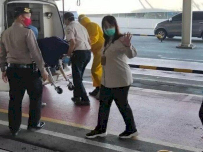 Seorang Lansia Calon Penumpang Lion Air Meninggal Dunia di Bandara Kualanamu