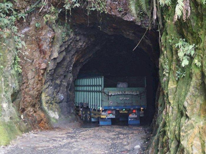 Sejarah Terowongan Batu Lubang di Tapanuli Tengah