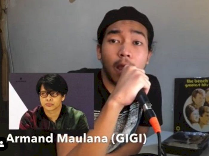 Keren! Pria Ini Cover Lagu 'Lathi' dengan Suara Khas Musisi Indonesia