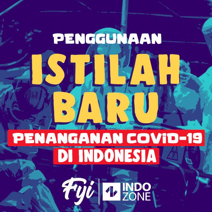 Penggunaan Istilah Baru Penanganan Covid-19 Di Indonesia