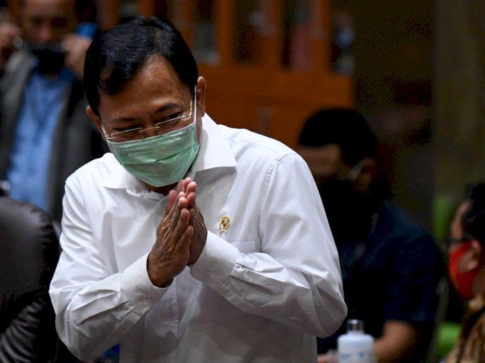 Sempat Disentil Presiden Jokowi, Insentif Tenaga Medis Baru Cair 1,6% dari Target